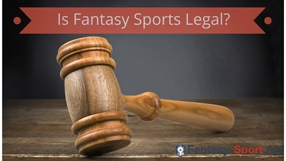 Is daily fantasy sports legal?