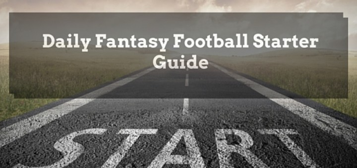 Daily Fantasy Football Starter Guide (1)